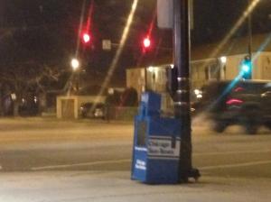Chicago Sun-Times in Garfield Ridge, Chicago - December 2014