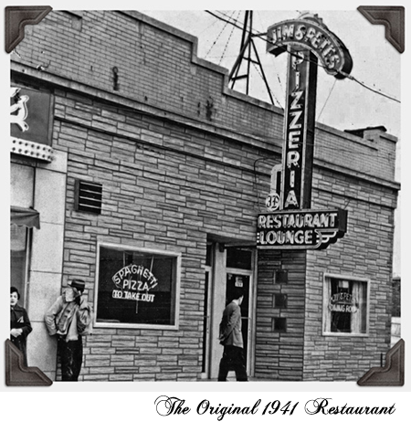 Jim & Pete's in 1941