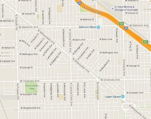 Di Vita's - Google Map