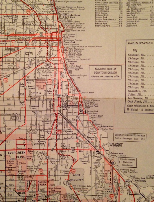 Logan Square to Whiting