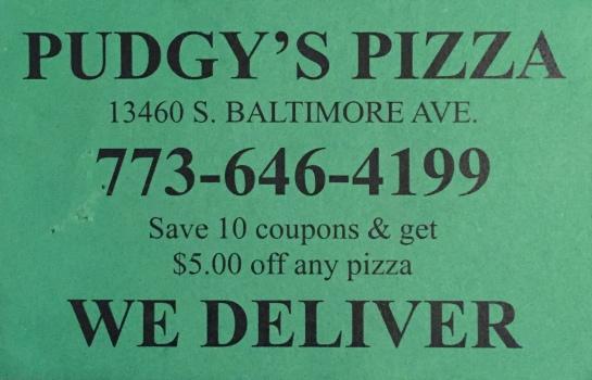 Pudgy's Pizza, Hegewisch - Chicago Pizza Hound