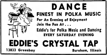 Source: Hammond Times, December 20, 1957.