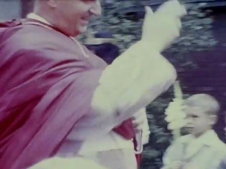 Source: 1963 05 12 Kulinski Golden Jubilee Procession, uploaded by YouTube user Gerard Dupczak.