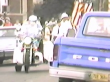 Source: 0:02 / 14:49 1983: Hegewisch 100th Anniversary Parade, Footage by Rich Betczynski, 1983. Via YouTube user nnneptune. https://www.youtube.com/watch?v=23441D331ts