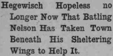 Lake County Times - December 1, 1908