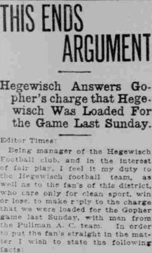 Source: Lake County Times, November 25, 1923.