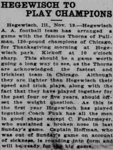 Source: Lake County Times November 19, 1913.