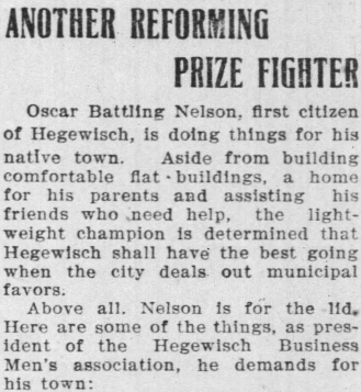 Source: Akron Beacon Journal, July 14, 1906.
