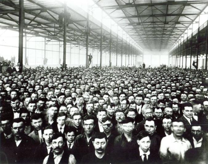 Hegewisch Pressed Steel 1918