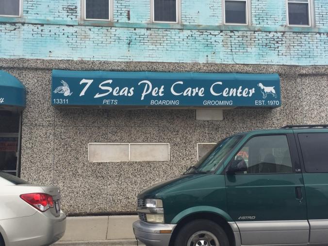 7 Seas Pet Care Center - Brandon Avenue
