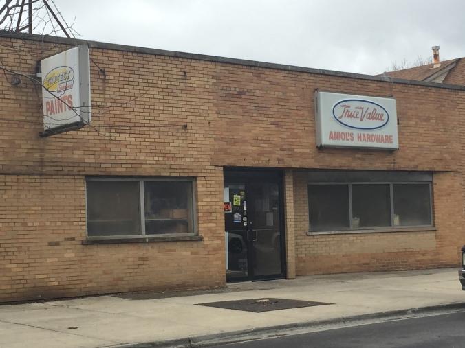 Aniol's Hardware, Baltimore Avenue, Hegewisch