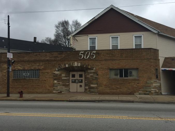 Club 505 Polka Club, Brainard Avenue - Pudgy's Pizza, Hegewisch - Chicago Pizza Hound