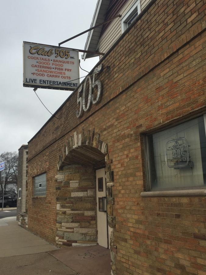 Club 505, Hegewisch, Chicago