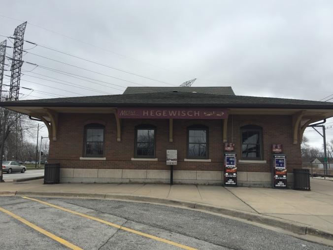 Hegewisch Station - Pudgy's Pizza, Hegewisch - Chicago Pizza Hound
