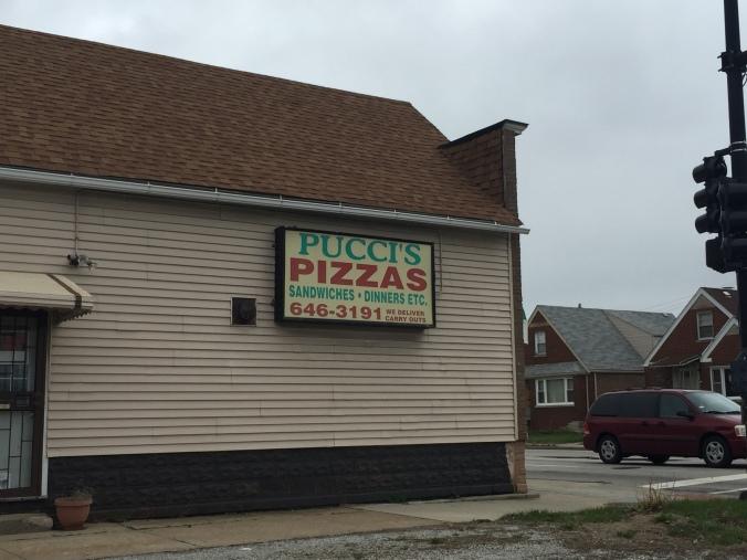 Pucci's Pizza, Hegewisch