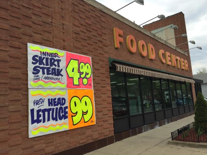 Food Center, Baltimore Avenue - Hegewisch