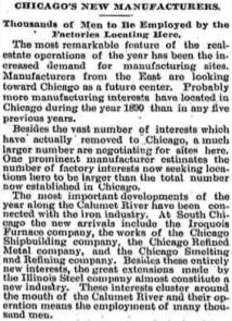 Source: Chicago Tribune, December 28, 1890.