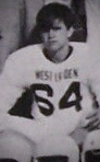 Frankie Sullivan, Football Team - West Leyden High School Yearbook, 1970