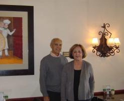 Joel and Rita Tiritilli - Bernard's - benardscafeanddeli.com