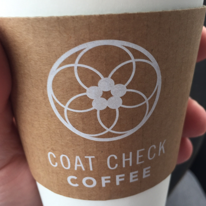 Coat Check Coffee - Tinker Coffee - Mass Ave. and Michigan St., Indianapolis