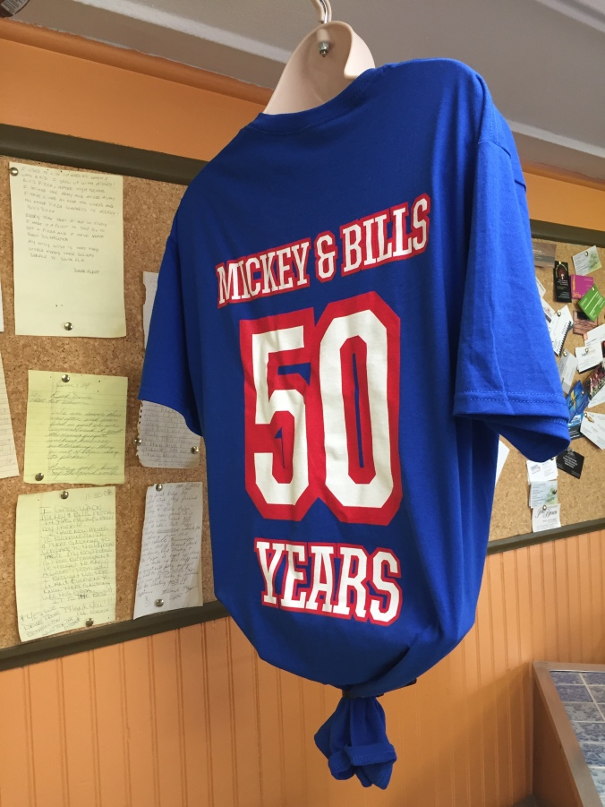 Celebrating 50 Years - Shirt and Handwritten Letters - Mars Hills, Indy
