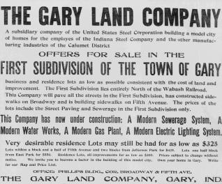 Lake County Times, November 25, 1907